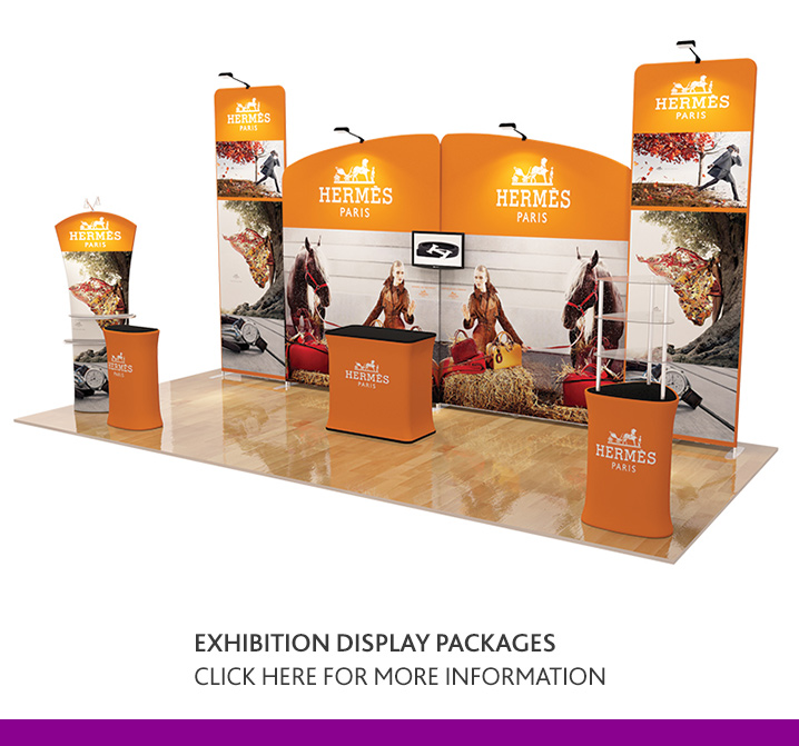 Exhibition Stand Packages