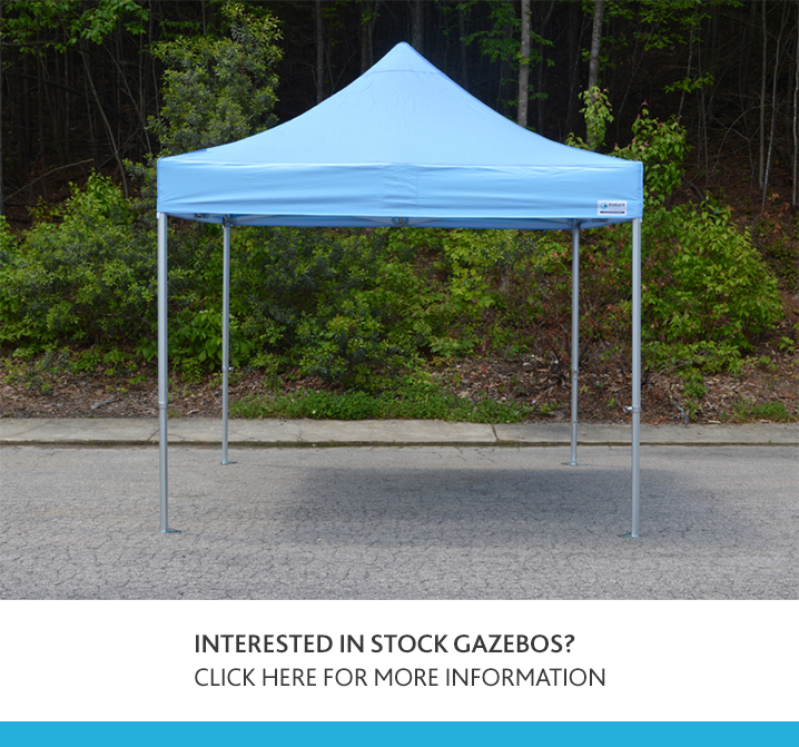 Instant Awnings - Stock Gazebos