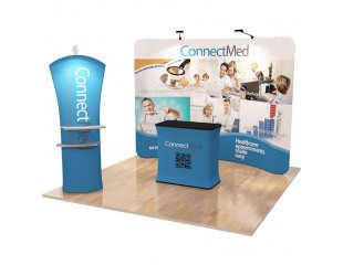 3m Custom Booth Package H