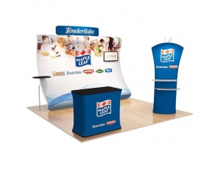 3m Custom Booth Package K