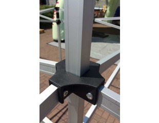 GZBO Series 40 Upper Peak Pole 4 Way Bracket
