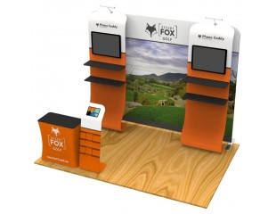 3m Custom Booth Package B