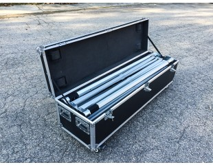Flight Cases (EX HIRE, up to 50% saving)