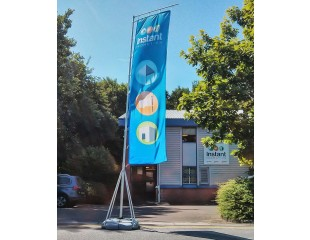 IP 5m Giant Flag