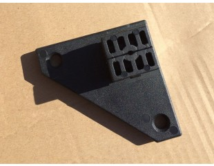 GZBO Series 40 Plastic Triangular Shaped Foot Plate
