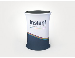 Stretch Fabric Pop Up Counter