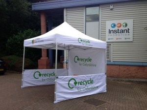 Oxford Recycling<br>3m x 3m