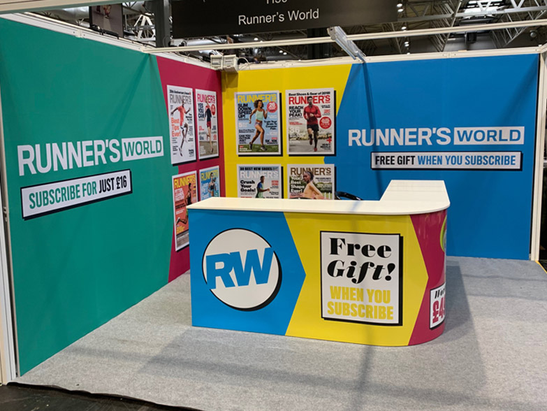 National Running Show Exhibition