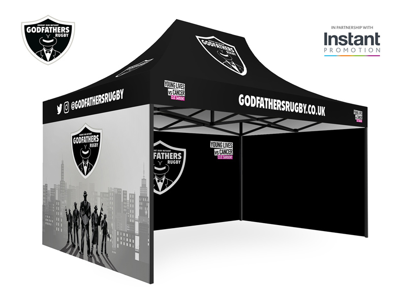 Godfathers Rugby Awning