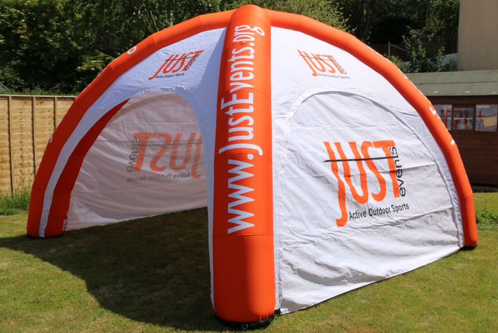 Inflatable Spider Dome Expo 4m x 4m