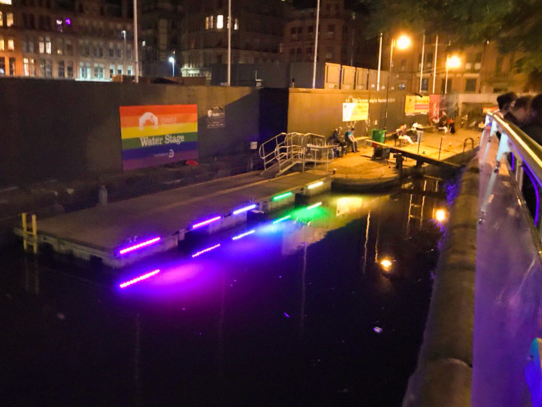 Canal & River Trust Manchester Pride 2