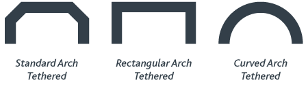 Tethered Arches