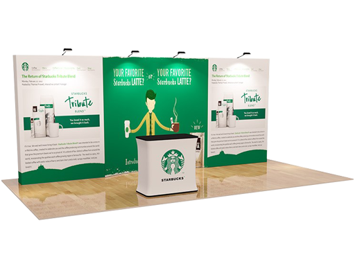 Booth Package