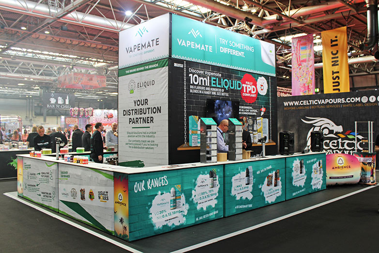 Vapemate Exhibition